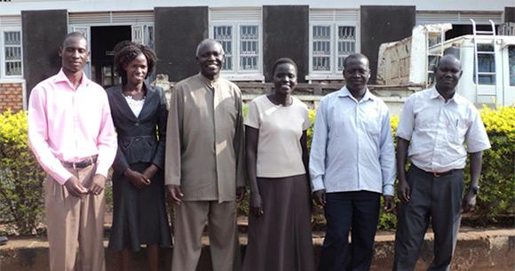 Uganda Team Photo